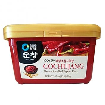 Sunchang 100% Brown Rice Red Pepper Paste 2.2lbs(1kg)