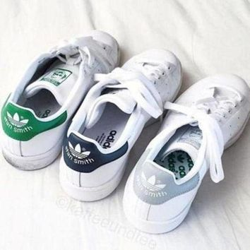 DCCKXI2 Adidas Old Skool Casual Stan Smith Print Sport Sneakers Sport Shoes