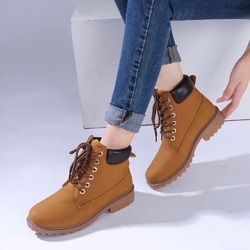 On Sale Hot Deal Plus Size Winter Casual Dr. Martens Shoes Outdoors Boots [9252879436]