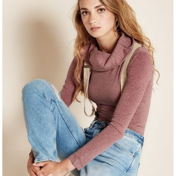 Basic Sweater Long Sleeves