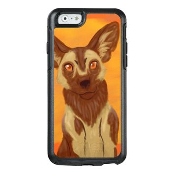 African Wild Dog OtterBox iPhone 6/6s Case