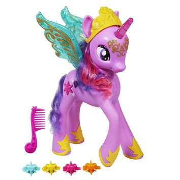 My Little Pony Crystal Princess Celebration Princess Twilight Sparkle