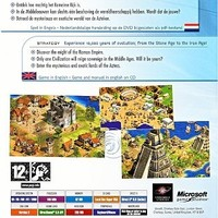 AGE OF EMPIRES COLLECTORS ED. : 1&2 GOLD PC