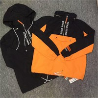 ca spbest Heron Preston Jackets MenWaterproof Windproof  Jacket