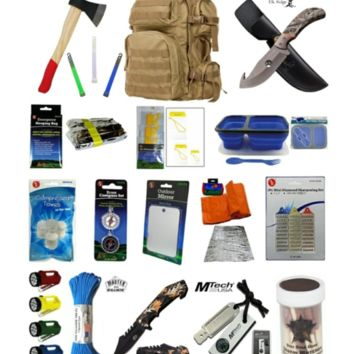 The Wild Bill Surviving Immediate Threats Bug Out Bag