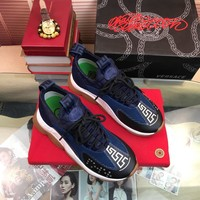 VERSACE Sports and leisure shoes