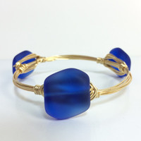 Angelica Bangle in Gold