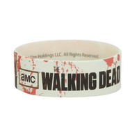 The Walking Dead Daryl Riot Rubber Bracelet