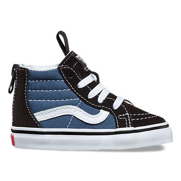 Toddler Tri Pop SK8-Hi Zip | Shop At Vans