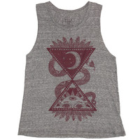 Billabong Women's Sun And Moon Muscle Tank