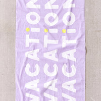 ban.do Vacation Beach Towel | Urban Outfitters