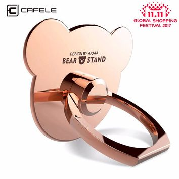 CAFELE Original New Luxury Finger Ring Mobile Phone Universal Stand