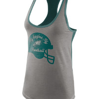 Nike Helmet (NFL Eagles) Women's Tank Top