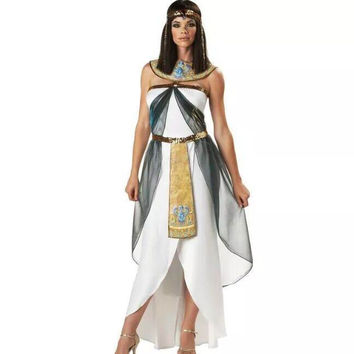Women Cosplay Egyptian Costumes