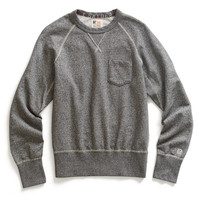 Salt & Pepper Pocket Sweatshirt