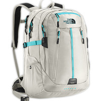 The North Face Equipment Backpacks Women's Backpacks WOMEN'S SURGE II CHARGED BACKPACK