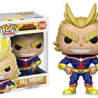 Funko POP Anime My Hero Academia All Might Action Figure