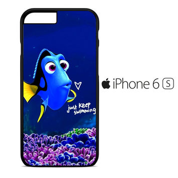 Just Keep Swimming Dory iPhone 6S Case