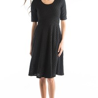 Pirouette Dress - Black
