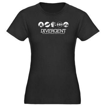 Divergent - Different & Dangerous T-Shirt