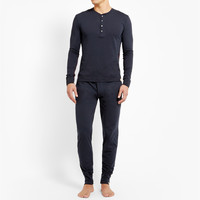 Paul Smith Shoes & Accessories - COTTON-JERSEY LOUNGE TROUSERS | MR PORTER
