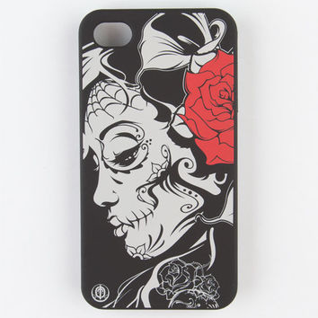 Day Of The Dead Iphone 4/4S Case Black One Size For Men 21699810001