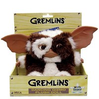 Gremlins Gizmo Dancing Plush with Sound - NECA - Gremlins - Plush at Entertainment Earth