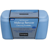 Make-up Remover Cleansing Towelettes 25 Ct