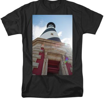 Cape Hatteras Lighthouse - Men's T-Shirt  (Regular Fit)