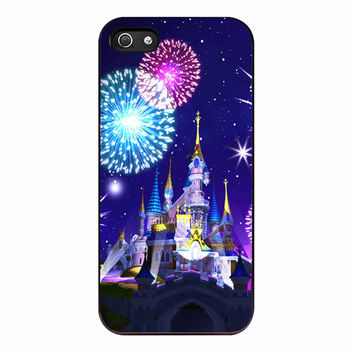 Castle Fireworks for Iphone 5 Case *NP*