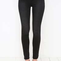Dittos Kelly Washed Black High Rise Jeggings