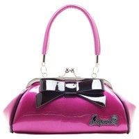 Sourpuss Super Floozy Handbag - Pink