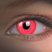 UV Red Contact Lenses, UV Red Contacts | EyesBright.com