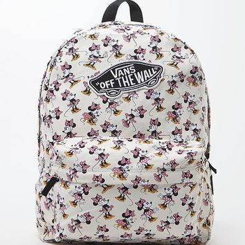 Vans Disney School Backpack - Womens Backpack - Multi - One