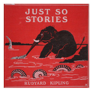 Front Cover from 'Just So Stories for Little Children' by Rudyard Kipling, 1951 Giclee Print by Joseph Rudyard Kipling at AllPosters.com