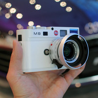 Leica M8 White Edition Set - 10708