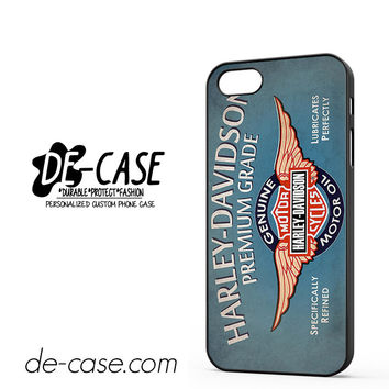 Harley Davidson Premium Grade DEAL-5052 Apple Phonecase Cover For Iphone 5 / Iphone 5S