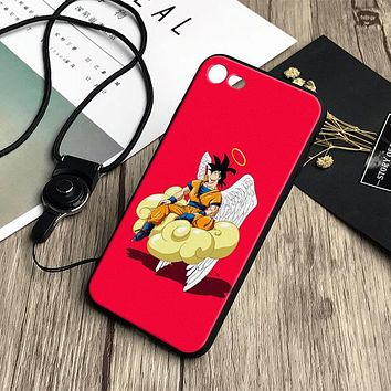 Dragon Ball Goku GT TPU Soft Silicone Phone Case For Apple iPhone X 8Plus 8 7Plus 7 6sPlus 6s 6Plus 6 5 5S SE
