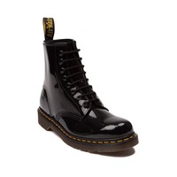 Mens Dr. Martens Patent Boot