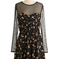 Garden Noir Dress | Mod Retro Vintage Dresses | ModCloth.com