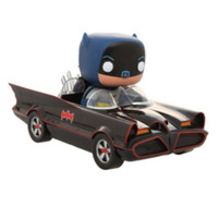 Funko DC Comics Pop! Rides Batman 1966 TV Series Batmobile Vinyl Vehicle