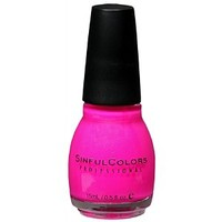 Sinful Colors Professional Nail Enamel, Cream Pink 152