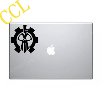 free shipping Wildstar art decor , WildStar Video Game Inspired Exile Logo Symbol Vinyl Decal Sticker For laptop Car Motorcycle