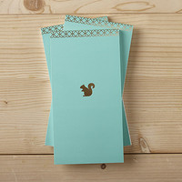 Squirrel Notepad