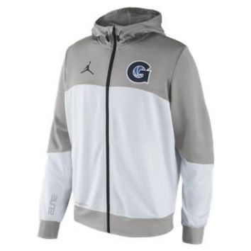 Nike Store. Nike Hyper Elite Tourney Warm-Up (Georgetown) Men's Basketball Hoodie