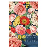 2016 Paper Source Wall Art Calendar