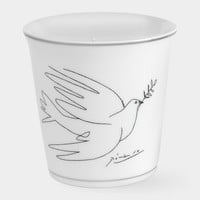 Picasso Dove Candle