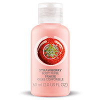 Body Lotion - Gluten-Free, Mini Strawberry | The Body Shop ®