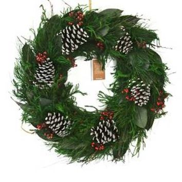 Smith & Hawken™ Evergreen Wreath : Target
