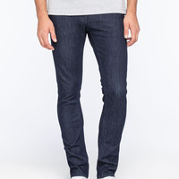 Volcom Vorta Mens Slim Straight Jeans Indigo  In Sizes